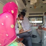 Smile on Wheels: Healthcare on wheels