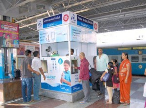 This company gave water ATMs for 1800 villages