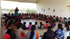 VKF gives new life to poor children