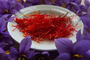 Benefits of Saffron Milk
