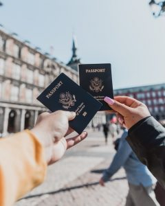 New passport rules announced