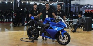 Emflux – An Electric superbike start-up