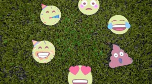 PostMoji – Using physical emojis for positivity