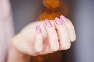 Homemade manicure tips