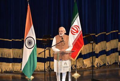 India-Iran sign 9 agreements