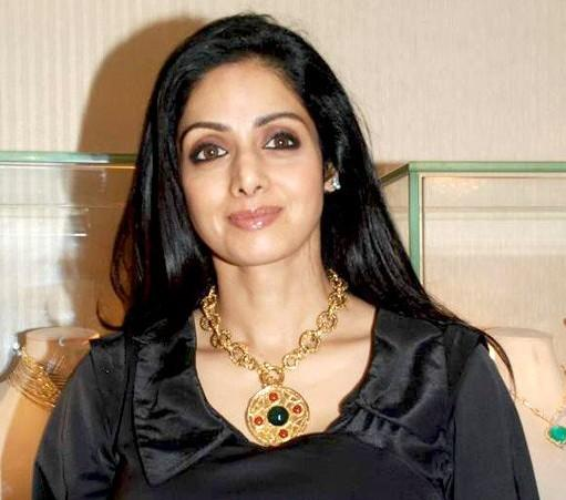 Lesser-known facts about Sridevi