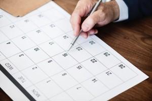 Create A Payment Calendar