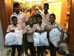 A shopping mall for the underprivileged