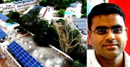 Vizianagaram soon to run on complete solar power