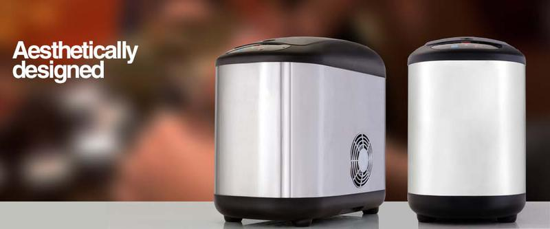 SwiftChill cools your beverages instantly