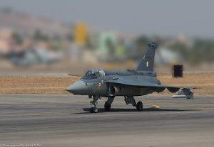 Indian Tejas jets successful firing of BVR missile