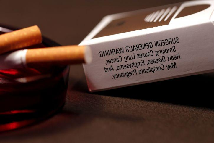 Tobacco usage and laws on it in India