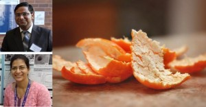 IIT researchers find uses for orange peels