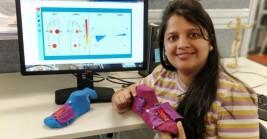 Smart socks that can treat leg pain
