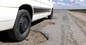 Low cost pothole filling technology
