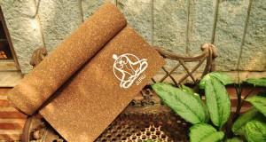 JURU Yoga offers eco-friendly mats