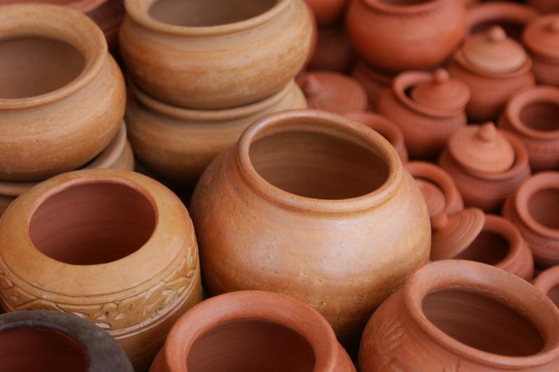 Benefits of cooking in earthen vessels