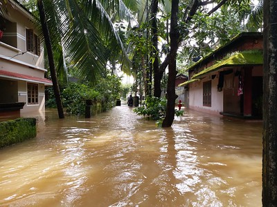 Kerala floods declared as 'calamity of severe nature'