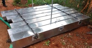 Innovative Raft to help urban disasters