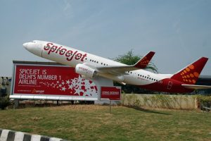 SpiceJet operates first Biofuel-powered flight