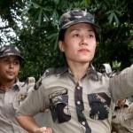 Delhi's first all women SWAT team