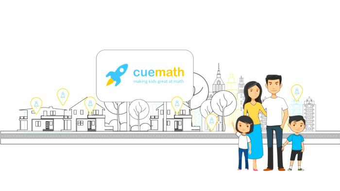 Cuemath helps children learn math easily