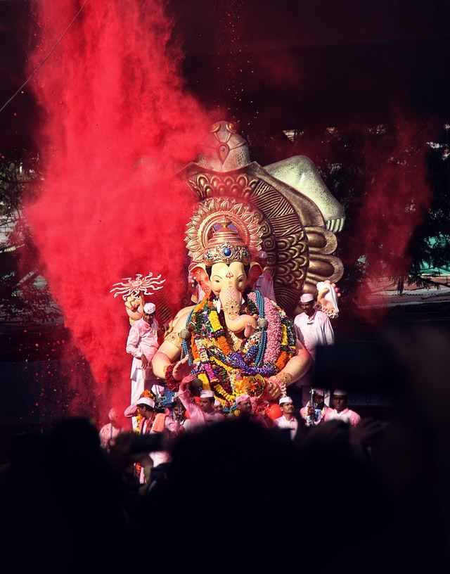 Celebrate Ganesh Chaturthi Eco-friendly