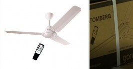 India's most energy efficient fans