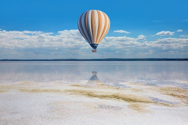 Hot Air Balloon Flights in Goa