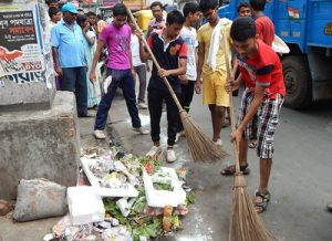 PM announces Swachchata Hi Seva Movement