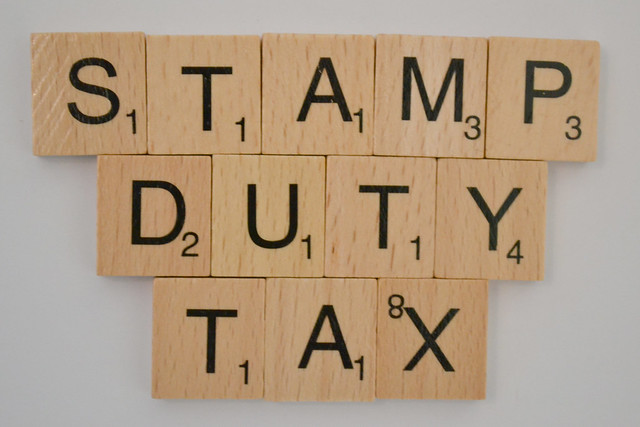 When will stamp duty be treated as sales price