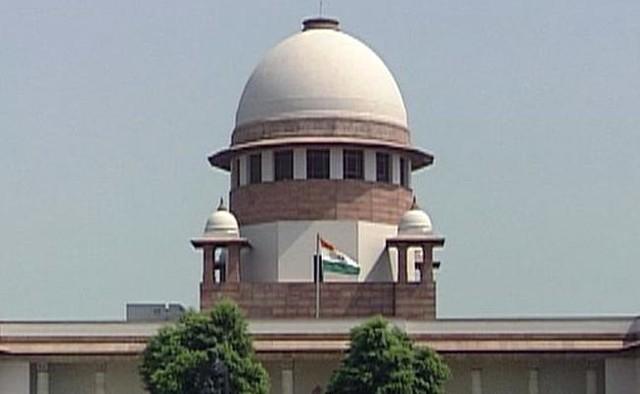 Can't disqualify 'criminal' politicians: SC