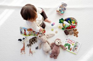 The bank that gives toys