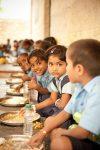 Annamrita, Midday meal program to poor children