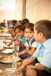 Annamrita, Midday meal program to poor children