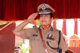 First woman IPS Officer to head paramilitary