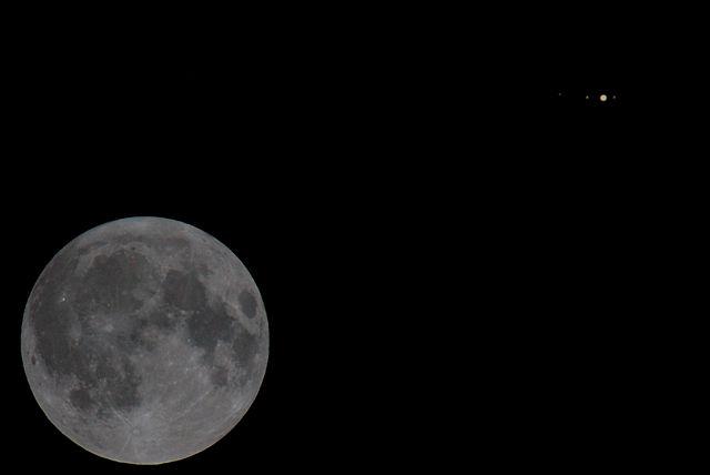 Effect of Jupiter's transition to Scorpio