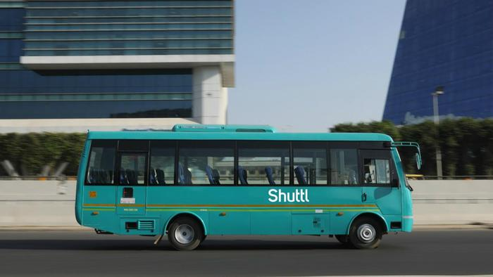 Shuttl offers stress free travel