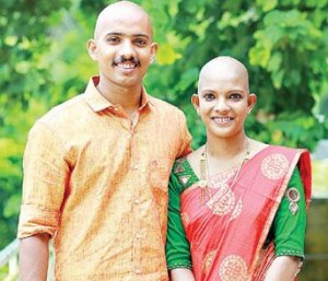 Heart touching love story of Kerala couple