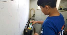 Flexi Flush reduces toilet water wastage