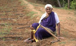 Hard work is the secret of this 103-year-old