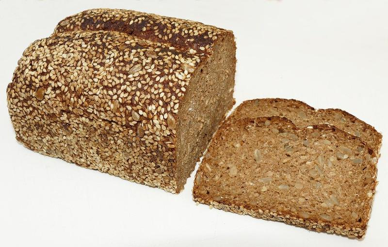 Negative effects of whole wheat