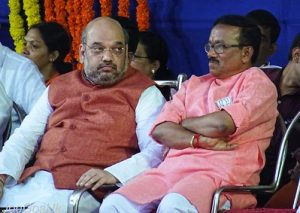 India isn't a 'Dharmshala': Amit Shah