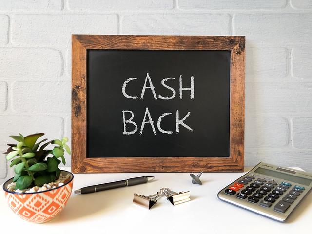 Cashbacks can be taxable