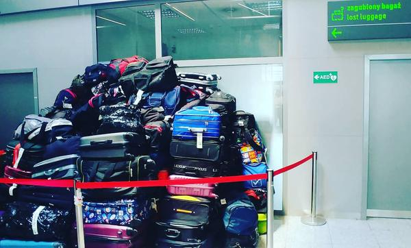 UMANG helps tackle lost luggage at airport