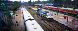 Railways to solve water shortage problems