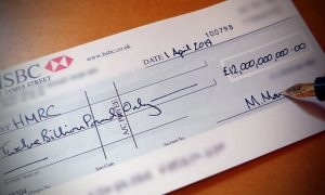 Cheque bounce charges for different banks