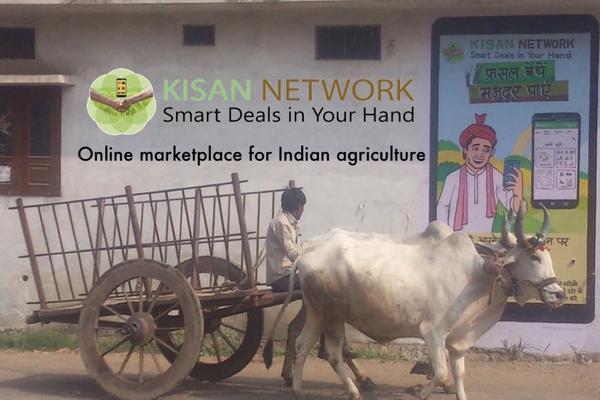 Kisan Network – An Agri-tech company