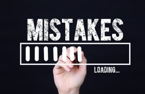 Avoid these investment mistakes