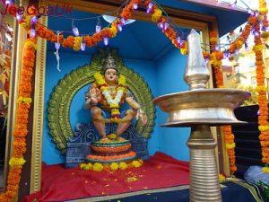 Two women enter Sabarimala temple